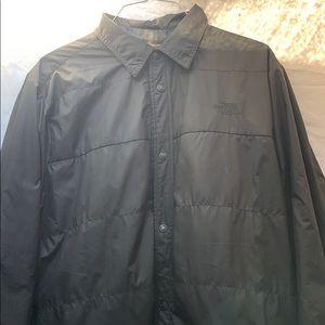 North Face reversible mans jacket XL/TG